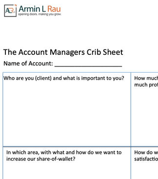 Account-plan-on-one-page